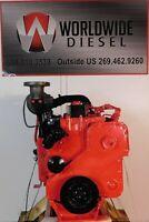 1995 Cummins 6CT 8.3L Mechanical Diesel Engine, 250HP, 0 Miles. *Rebuilt*