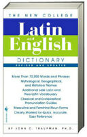 College Latin and English Dictionary by John C Traupman (2007 Paperback Revised)