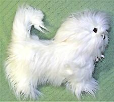 "Realistic POMERANIAN PUPPY DOG Plush E&J Classic Stuffed 15"" Fluffy Furry Lovie"