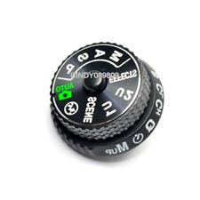 Original Function Top Rotating Dial Button Key For NIKON D7100 Camera parts