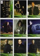 CSI Las Vegas Series 3 Strictly Ink SET OF 9 PREVIEW CARDS LTD 999