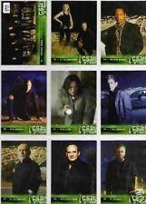 CSI Las Vegas Series 3 Strictly Ink SET OF 9 PREVIEW CARDS LTD 999