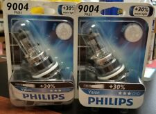 Philips VisionPlus bulbs 2pc NEW 9004PRB1