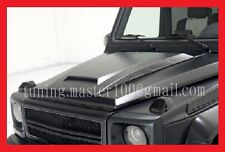 MERCEDES G CLASS W463 HOOD SCOOP / HOOD VENT SUPER LOOK + NEW + NEW + NEW +