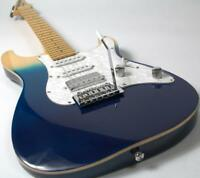 Top Quality Customized Electric Guitar Alnico Humbuck Pickups Blue Burst Tremolo