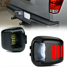 2x LED License Plate Lights Lamps SET For Nissan Frontier Xterra Frontier Titan