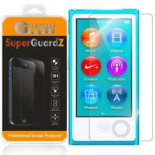 [3-PACK] SuperGuardZ® iPod Nano 7 (7th Gen) - Tempered Glass Screen Protector