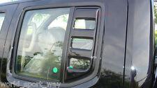 NISSAN NAVARA D40 2005-2009 2014 CAB WINDOW SUN COVER 4 doors PICK UP PICKUP 06