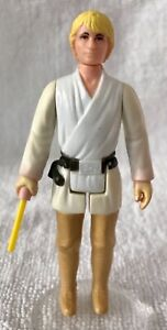 Star Wars Vintage Luke Skywalker Farmboy Figure 1977 ... Excellent Condition