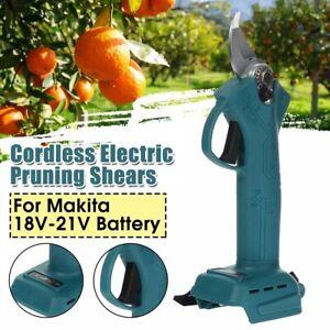 Akku Astschere Gartenschere Strauchschere Obstbaumschere Für Makita 18V Batterie