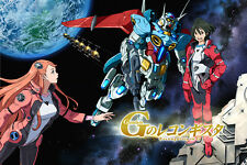 Gundam Reconguista in G Anime DVD (2 DVDs)