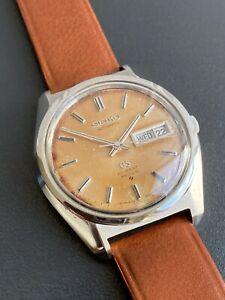 GRAND SEIKO Hi-Beat 36000 61GS 6146-8000 Orignal Dial Automatic Vintage Watch