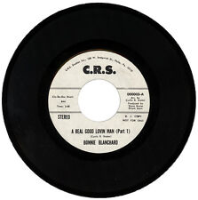 "Bonnie BLANCHARD ""A Real Good Lovin Man (partie 1)"" années 70 Northern Soul LISTEN!"