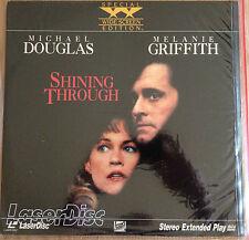 Shining Through Laserdisc LD Videodisc Widescreen