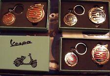 porte clés+briquet KLAXON VESPA ,ancien,moto,scooter,labretta,manurhin,terrot