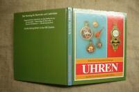 Sammlerbuch alte Uhren, Battenberg, Standuhr, Tischuhr, Taschenuhr, Uhrmacher
