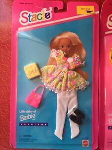 Barbie Stacie Fashions with Black Shoes 1995 Mattel 14390 NRFB