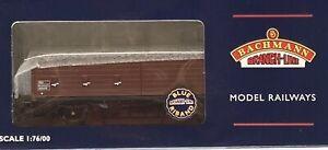 00 Gauge Bachmann 38-126 35T Sliding Door Box Van VBA Bauxite #200289 New