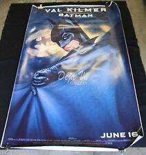"""Batman Forever Original Movie Poster (1995) 70""""x48"""" FINE"""