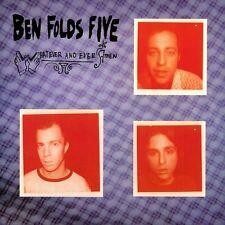 Ben Folds Five WHATEVER AND EVER AMEN 180g ORG MUSIC Remastered NEW VINYL LP