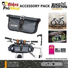 ORTLIEB Accessory Pack - Bike Bicycle Handlebar Bag MADE IN GERMANY 2020