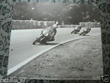 K022 POSTER ROADRACE 500 CC 1964 AHEARN,READ,DRIVER,NORTON,MATCHLESS
