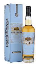 Oak Cross Compass Box - Blended Scotch Malt Whisky 0,7L