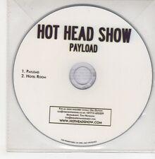 (GO872) Hot Head Show, Payload - 2011 DJ CD
