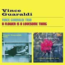 Vince Guaraldi - Vince Guaraldi Trio + a Flower Is a Lovesome Thing [New CD] Spa