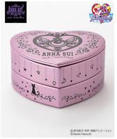 Sailor Moon Cosmic Heart Jewelry Box ISETAN ANNA SUI 2019 Limited Japan New