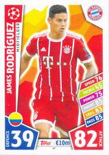 David Alaba BAM1718 Panini FC Bayern München 2017//18 Sticker 81