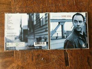Dave Matthews CD Album Some Devil
