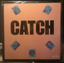 Us Psych Rock LP by CATCH Same 1969 DOT Mount Rushmore SS