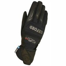Oxford Leather & Textile Motorcycle Gloves