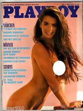 PLAYBOY ALLEMAND n°5 # 05/1990 # TINA RULAND
