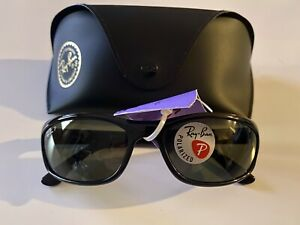 New Ray Ban RB 4115.  Polarized. 100% Authentic. Made In Italy.