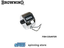 FISH COUNTER BROWNING CONTA PESCI MANUALE