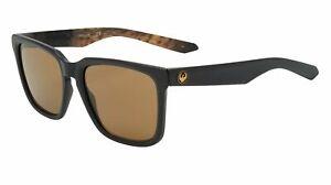 Dragon BAILE Matte Black Lynxx w/ Brown LumaLens (Mick Fanning) Sunglasses