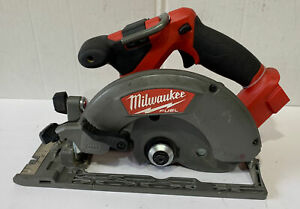 Pre Owned - Milwaukee 2730-20 FUEL 6-1/2 in.Circular Saw - TOOL ONLY