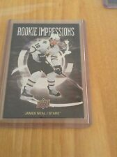 08-09 2008-09 UPPER DECK SERIES TWO JAMES NEAL ROOKIE IMPRESSIONS 15 DALLAS STAR