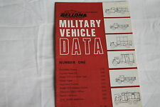 Vietnam International Military Vehicle Data Number One Reference Book