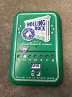 Vintage Rolling Rock Extra Pale Tin Calendar Latrobe Brewing Co Pennsylvania