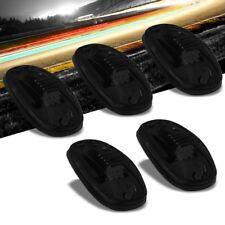 5PCs Smoke Lens Amber LED  Cab Roof Top Marker Light Running Lamp For 02-08 Ram