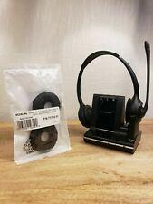 Plantronics Savi W720 Black Headband Headsets - 83544-01
