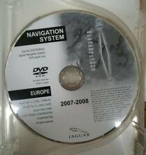 DVD Navigation JAGUAR 2008  DEUTSCHLAND FRANCE BENELUX / XF X250 XK MY TYPE X150