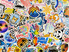 100/200/300 Water bottle Stickers Random bomb Vinyl Laptop Decals cute Sticker