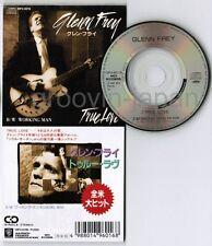 "GLENN FREY True Love /Working Man JAPAN 3"" CD SINGLE 10P3-6016 EAGLES Free S&H"