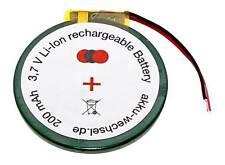 Akku für Garmin Approach S3 GPS Golfuhr | Original RouteJD Markenzelle | min. 20