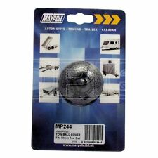 Maypole MP244 Tow Ball Cover Plastic One Size Black
