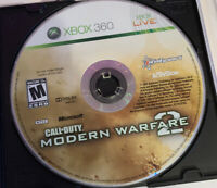 Call of Duty: Modern Warfare 2 (Microsoft Xbox 360, 2009)(DISC ONLY)